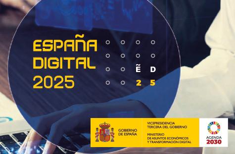 Nuevos planes nacionales de impulso a la transformación digital de España