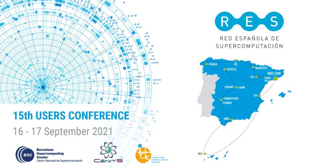 15ª Conferencia de Usuarios de la Red Española de Supercomputación